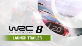WRC 8 – Out Now – Launch Trailer