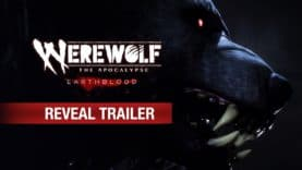 WEREWOLF: The Apocalypse – Earthblood – Reveal Trailer