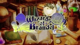 KEMCO proudly announces the release of Wizards of Brandel for the Nintendo Switch