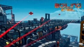 MiroWin Studio Announces SCI-FI VR Shooter Boiling Steel coming to Steam Early Access Dec 5th, 2019