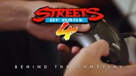 New Streets of Rage 4 Behind-the-Scenes Video Details Design Vision Guiding Series' Comeback