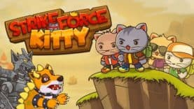 STRIKE FORCE KITTY available right meow on the Nintendo Switch!