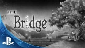 "The Quantum Astrophysicists Guild is releasing a limited-edition physical copy of their landmark title, ""The Bridge,"" on PS4"