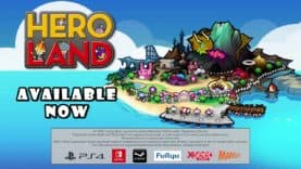 Come All to XSEED Games' Grand Opening of Heroland
