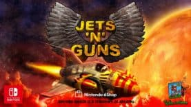 Jets'n'Guns on Nintendo Switch