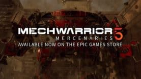 MechWarrior 5: Mercenaries Available Now on the Epic Games Store