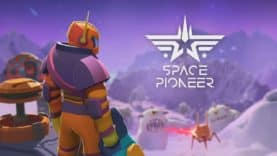 Space Pioneer – the twin-stick, run and gun, RPG lite – out now on Nintendo Switch