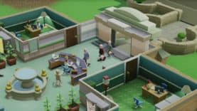 TWO POINT HOSPITAL COMING TO CONSOLES 25 FEBRUARY