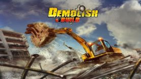Demolish & Build – a new construction simulator on Nintendo Switch