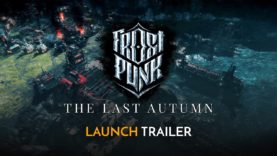 Experience Frostpunk Before the Cataclysmic Snowfall – The Last Autumn Expansion Launches Today