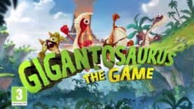 GIGANTOSAURUS! HEADS TO CONSOLES AND PC