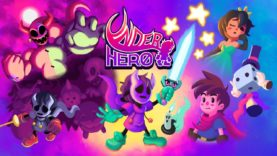 RPG-platformer Underhero turns the hero journey on its head. Coming soon to Nintendo Switch, PS4, and Xbox One