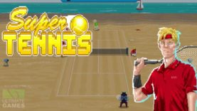 Super Tennis now on Nintendo Switch