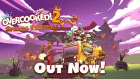 THE SPRING FESTIVAL HAS ARRIVED IN OVERCOOKED! 2