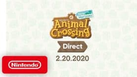 Animal Crossing Launches Exclusively for Nintendo Switch on March 20