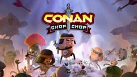 Conan Chop Chop to Hit the Shop in Q2 2020