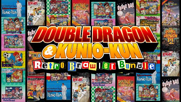 double dragon retro bundle
