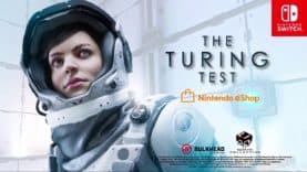 SCI-FI PUZZLER THE TURING TEST IS OUT NOW ON NINTENDO SWITCH