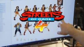 Streets of Rage 4 : une vision et des inspirations au service d'une direction artistique exceptionnelle
