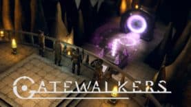 Gatewalkers's new trailer. Open alpha is about to begin!