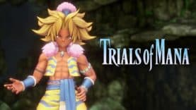 START YOUR MAGICAL ADVENTURE TODAY IN TRIALS OF MANA PLAYABLE DEMO