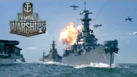 World of Warships prépare une parade navale virtuelle unique en direct sut Twitch le 6 mai