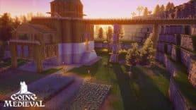 Going Medieval, le nouveau jeu de gestion médiéval sur fond de peste noire arrivera cette année sur PC