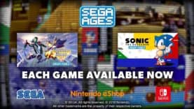 SEGA AGES Thunder Force AC Blasts Towards the Nintendo Switch on May 28