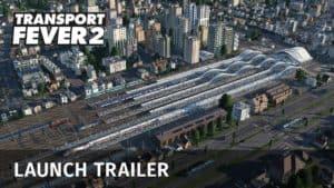 TRANSPORT FEVER 2 embarquera pour un nouveau voyage sur Mac à l'Automne 2020