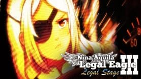 Nina Aquila: Legal Eagle Chapter III With An Exciting Initial D Parody!