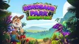 Upjers releases Dinosaur Park: Primeval Zoo