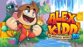 Alex Kidd in Miracle World DX Arrives on PC and Consoles this June 24th