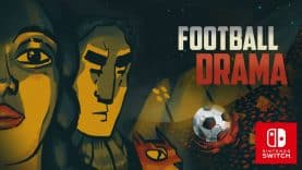 Football Drama,  is out now on Nintendo Switch