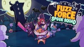 Fuzz Force: Spook Squad set to release June 8th on Steam PC