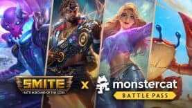Out Now in SMITE: New Monstercat Battle Pass, Azula from Avatar, Plus God Reworks
