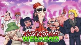 Pixel Adventure 'Not Another Weekend' Challenges You To Evict Hotel Guests Without Fuss!
