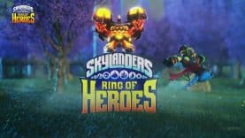 Skylanders™ Ring of Heroes New Cooperative Content Added to Play with Guild Members