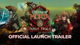 Test Your Might in Morta Combat – Children of Morta's Free Family Trials Update is Available Now